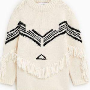 Zara Kids Girls Sweater Size 13 -14 years